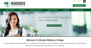 Explore the new and improved Rhodescollege.ca