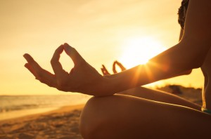 Meditation can help clients improve spiritual, mental, emotional, and physical wellness