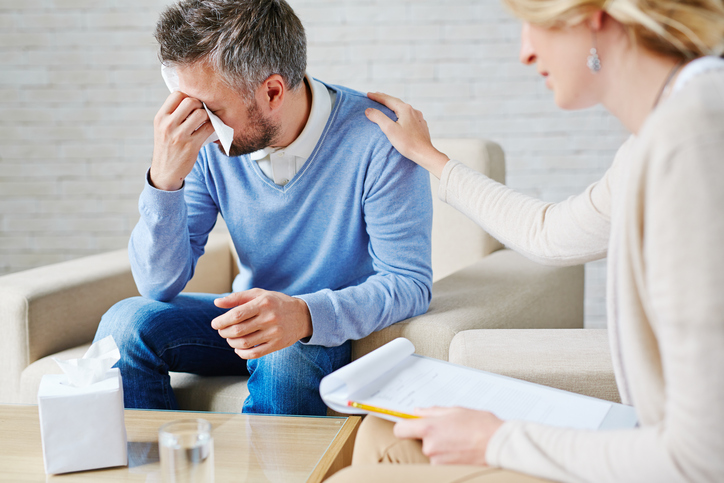 Addictions counsellors help individuals suffering from addictions find happiness and health