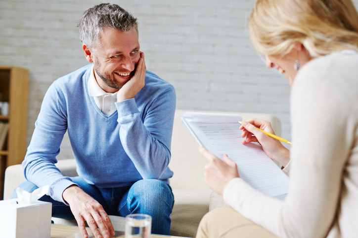 Life coaches help their clients achieve more fulfilment in their lives