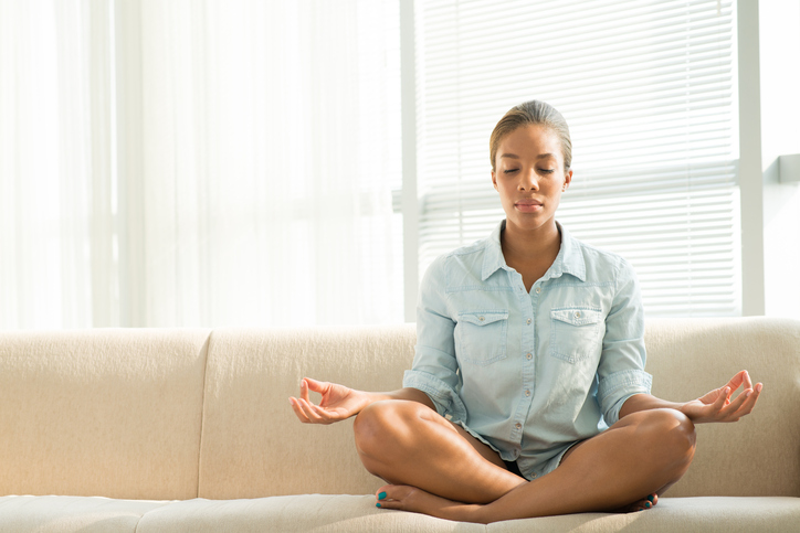 Holistic counselling can include yoga, meditation, and other strategies to heal mind, body, and spirit