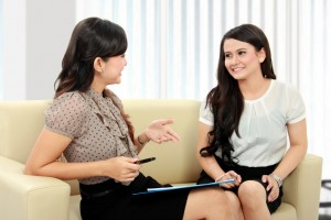 Life coaches help clients navigate the goal-setting process