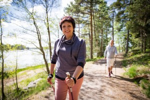 Getting outside can help provide relief to individuals in unhappy environments
