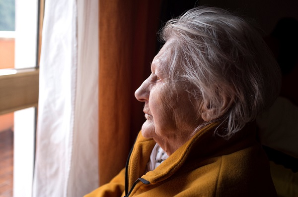 Feelings of loneliness are especially common among seniors