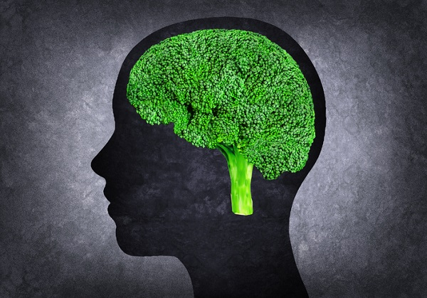 Nutrient-rich food can benefit brain function
