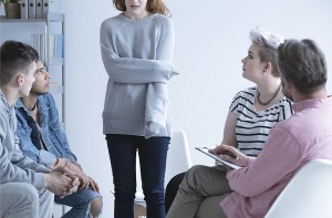 Group therapy can be an excellent resource for those overcoming marijuana addiction