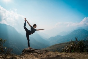 Performative wellness could reduce the stress-relieving benefits of yoga or meditation