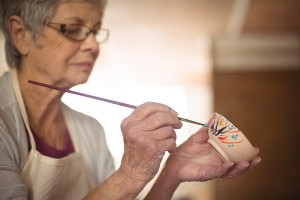 Creativity leads to a decrease in stress regardless of previous artistic experience
