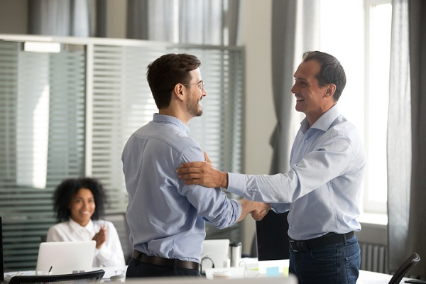 Encouragement and praise can help team members feel appreciated