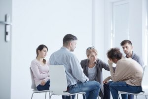 DBT involves both individual therapy and group therapy