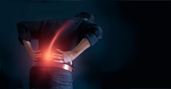 Back pain is one of several different examples of chronic pain